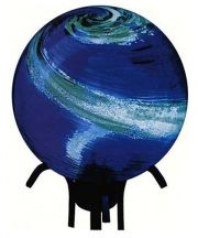 10 Inch Solar Illuminaire Gazing Ball