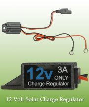 Smart Solar Charge Regulator for 12v Battery Systems