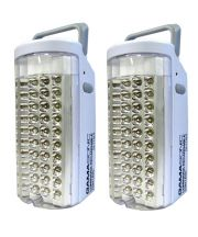 Set of 2 Rechargeable LED Lanterns