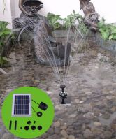 Solar Pump Kit - Battery Pack and LED Light with 36 inch Head