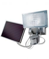 100 LED Motion-Activated Security Flood Light