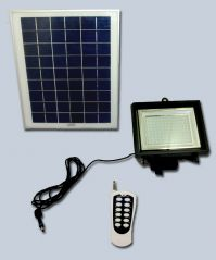 108 SMD LED Flood Light with RF Remote Control