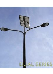 Dual Solar Street Light Series