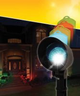 Solar Spot Light with Color Filters 2 Pack