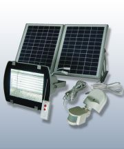 Industrial Grade Solar Flood Light With Remote Control
