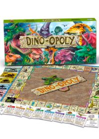 DinoOpoly Buy 2 Opoly Games and SAVE