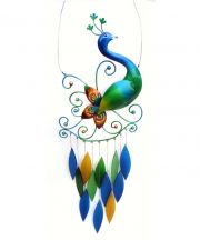 Peacock Chime Mobile