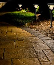 Premier Solar Garden Accent Light Two Pack