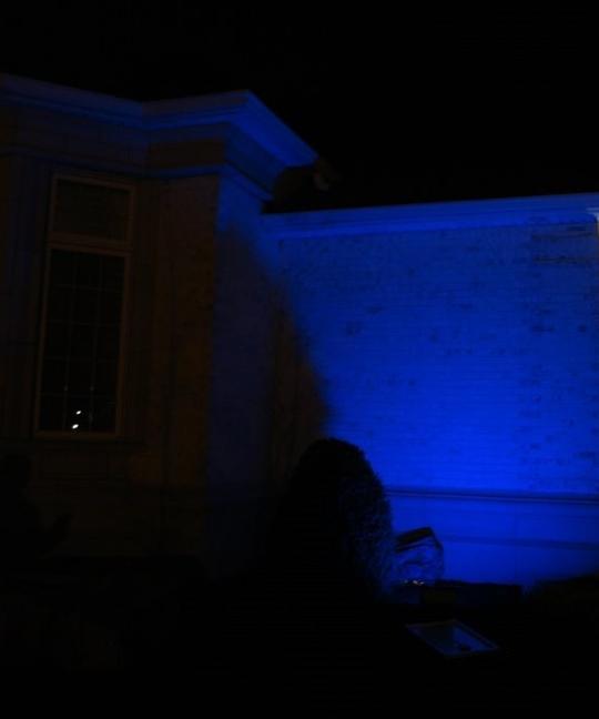 Commercial Solar Flood Lights Nz: Commercial Grade Color Changing Solar Flood Light