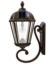Royal Solar Wall Mount Solar Lamp with GS LED Bulb