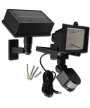 Solar Motion Security Flood Light with 54 LEDs