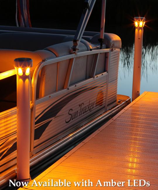 glow solar dock light, Reel Combo