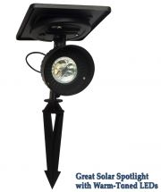 Progressive Solar Spot Light Warm Toned