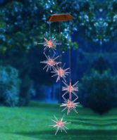Starburst Solar Mobile Chime